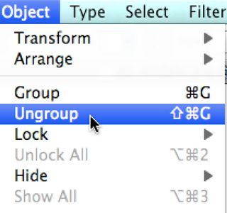 Ungroup